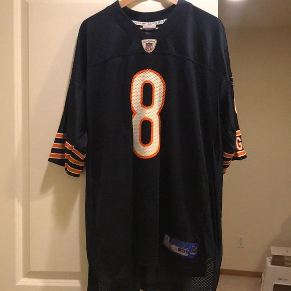 55d451d248a Reebok Shirts   Preowned Chicago Bears Rex Grossman Jersey Xl   Poshmark